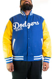 NEWARK DODGERS VARSITY JACKET