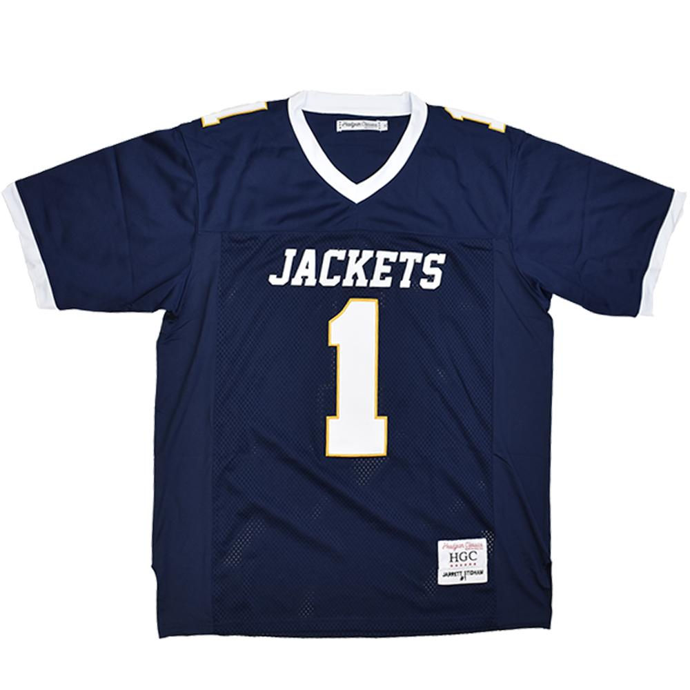 JARRETT STIDHAM HIGH SCHOOL FOOTBALL JERSEY