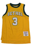 ALLEN IVERSON BETHEL HIGH SCHOOL YOUTH BASKETBALL JERSEY