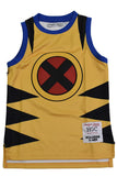 WOLVERINE XMEN YOUTH BASKETBALL JERSEY