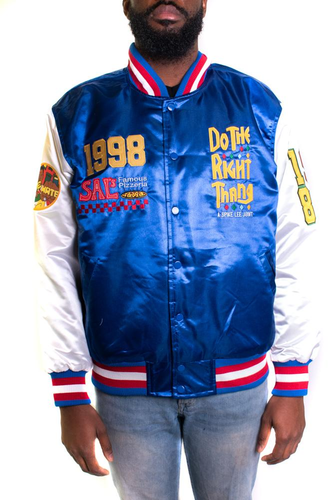 Do The Right Thing Jacket - shopallstarsports.com