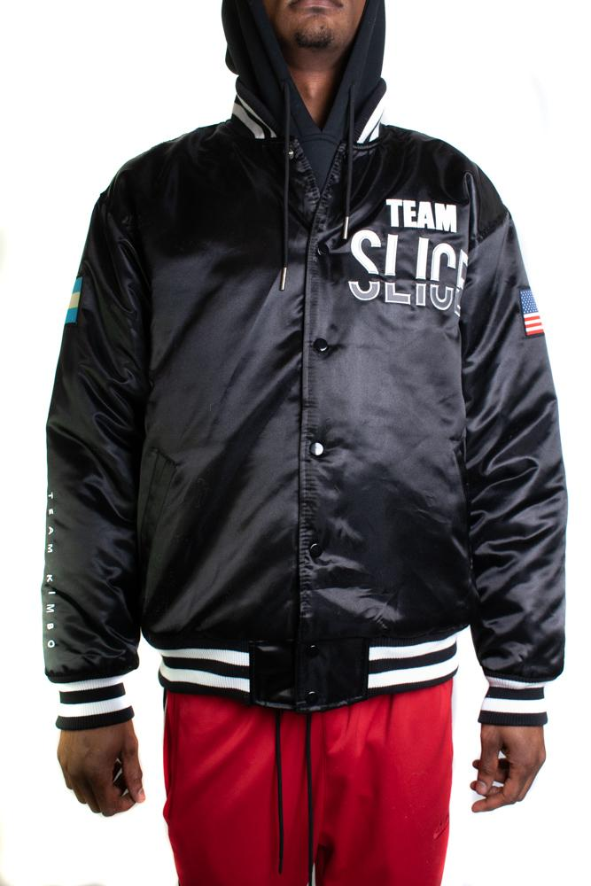 Kimbo Slice Pound For Pound Satin Jacket - shopallstarsports.com