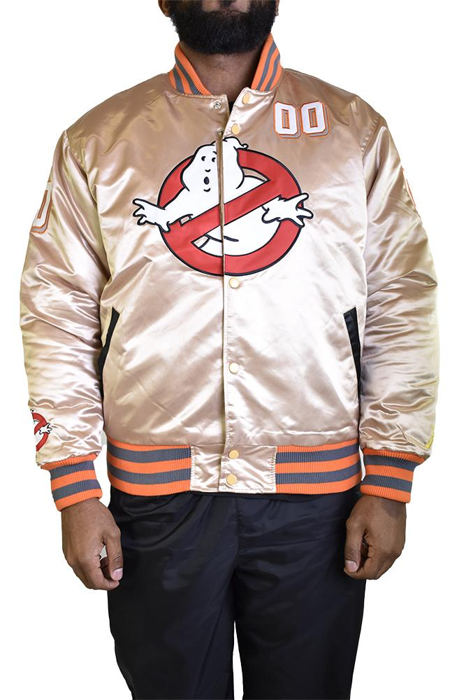 GHOSTBUSTERS SATIN JACKET