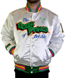 FRESH PRINCE WILL SMITH WHITE SATIN JACKET