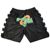 SPACE JAM STAR BASKETBALL SHORTS