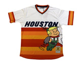 THE JETSONS HOUSTON BASEBALL JERSEY
