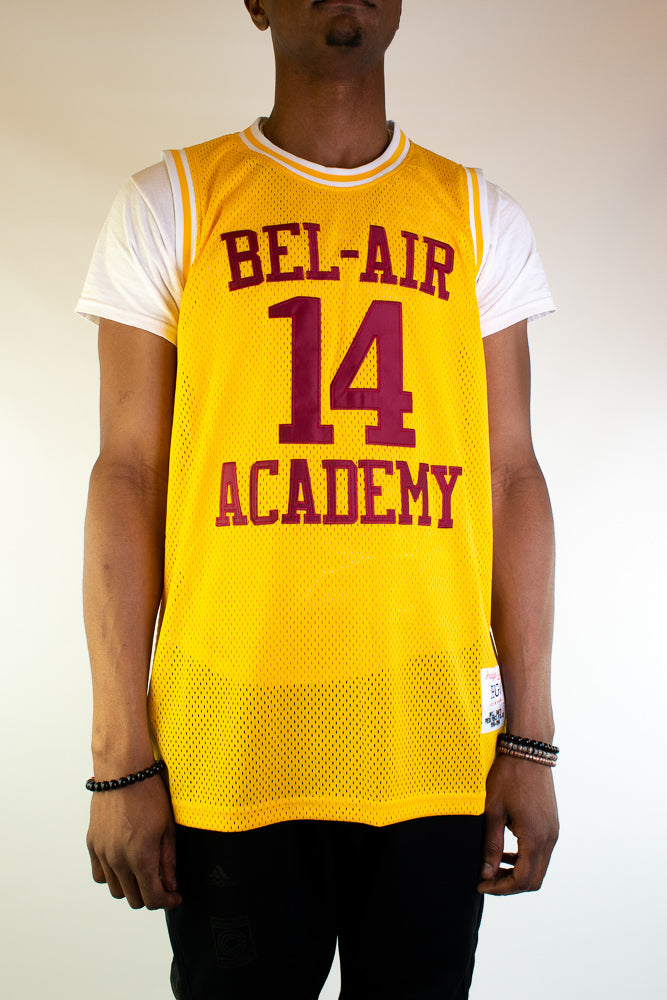 Bel-Air Academy Basketball Jersey