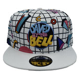 RETRO SAVED BY THE BELL FITTED HAT