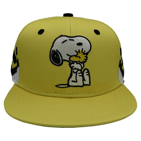 SNOOPY FITTED HAT