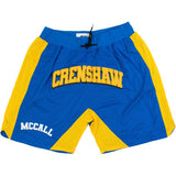 LOVE & BASKETBALL QUINCY MCCALL BASKETBALL SHORTS