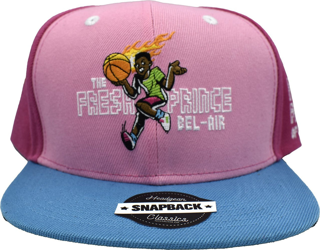 FRESH PRINCE OF BEL-AIR 30TH ANNIVERSARY CANDY SNAPBACK HAT