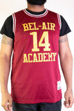 Bel-Air Academy Will Smith Basketball Jersey