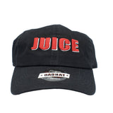JUICE DAD HAT - BLK