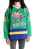 Charlie Conway Mighty Ducks Youth Hockey Jersey