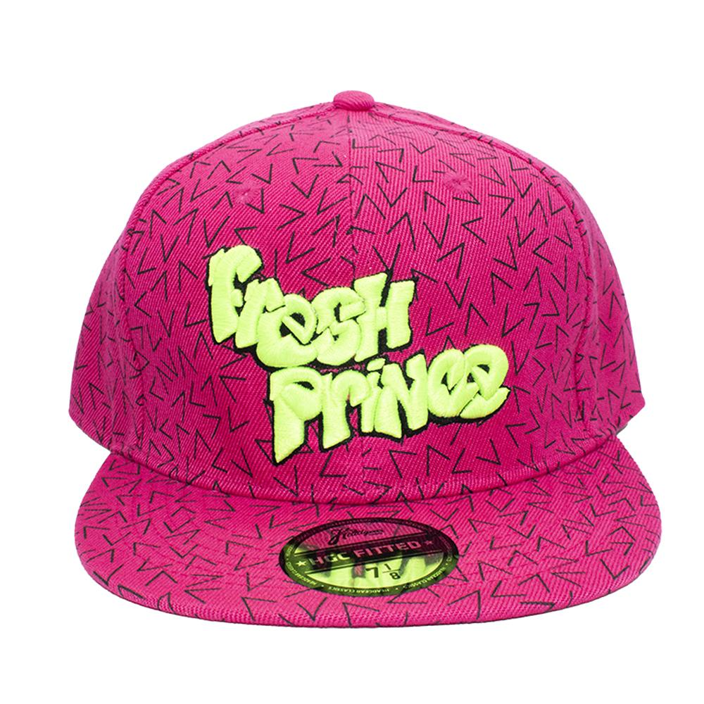 FRESH PRINCE FITTED CAP