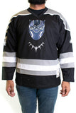 Black Panther T'Challa Hockey Jersey