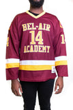 Bel-Air Academy Will Smith Hockey Jersey