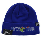 BLUE N64 BOYZ N THE HOOD BEANIE