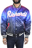 DWYANE WADE HIGHSCHOOL BASKETBALL SATIN JACKET