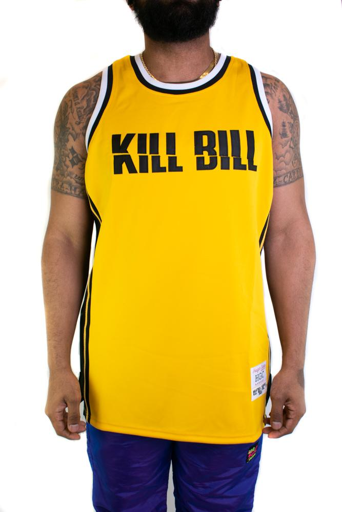 Kill Bill Basketball Jersey - shopallstarsports.com