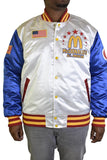 CARMELO ANTHONY MCDONALDS ALL AMERICAN HIGH SCHOOL BASKETBALL SATIN JACKET