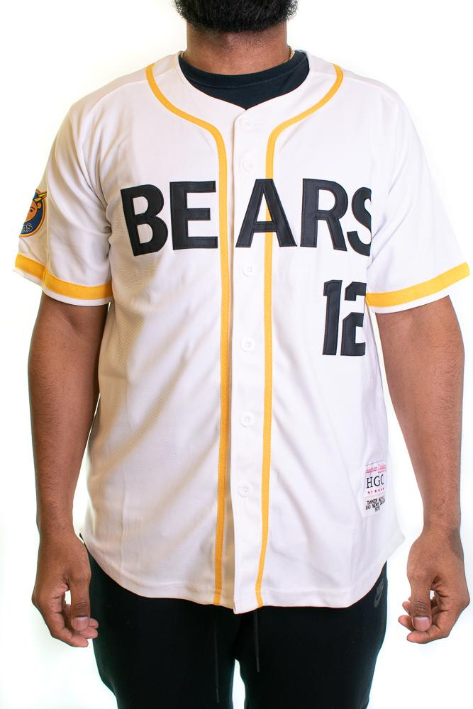 The Bad News Bears Tanner Boyle White Baseball Jersey - shopallstarsports.com