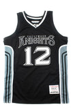Ja Morant Black Alternate High School Basketball Jersey