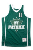 Kyrie Irving Green Alternate High School Basketball Jersey