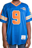 Bobby Boucher Waterboy Blue Football Jersey