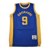 Drake Degrassi Jimmy Brooks Basketball Jersey