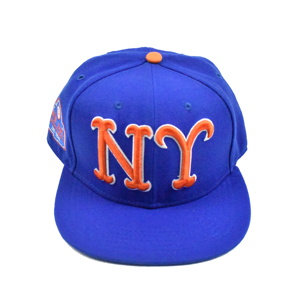 New York Lincoln Giants Negro League Snapback Hat - shopallstarsports.com