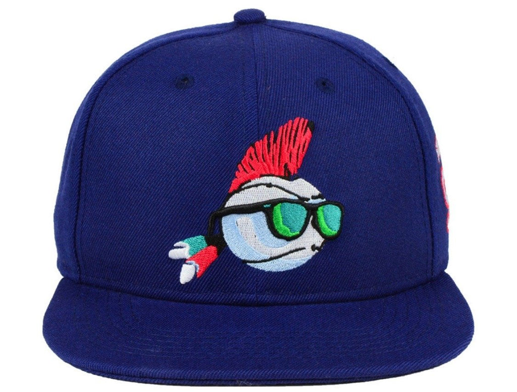 Ricky Vaughn Major League Snapback Hat - shopallstarsports.com