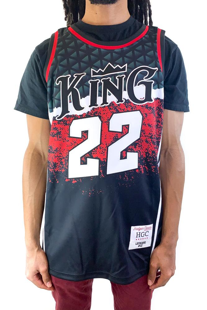 Kawhi Leonard Alternate High School Basketball Jersey - shopallstarsports.com