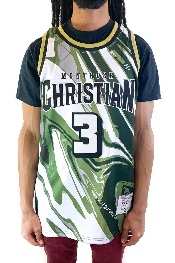 Kevin Durant Alternate High School Basketball Jersey - shopallstarsports.com