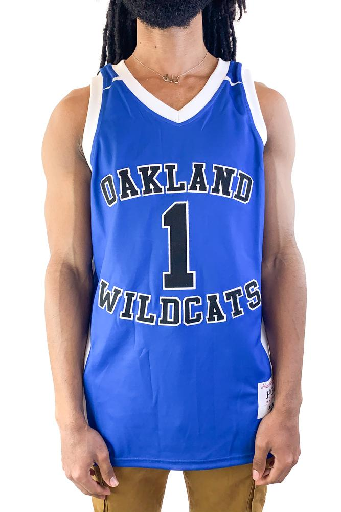 Damian Lillard Alternate High School Basketball Jersey - shopallstarsports.com