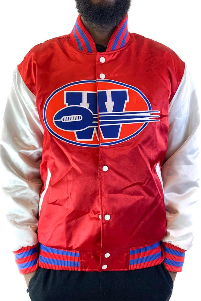 Shane Falco The Replacements Satin Jacket - shopallstarsports.com