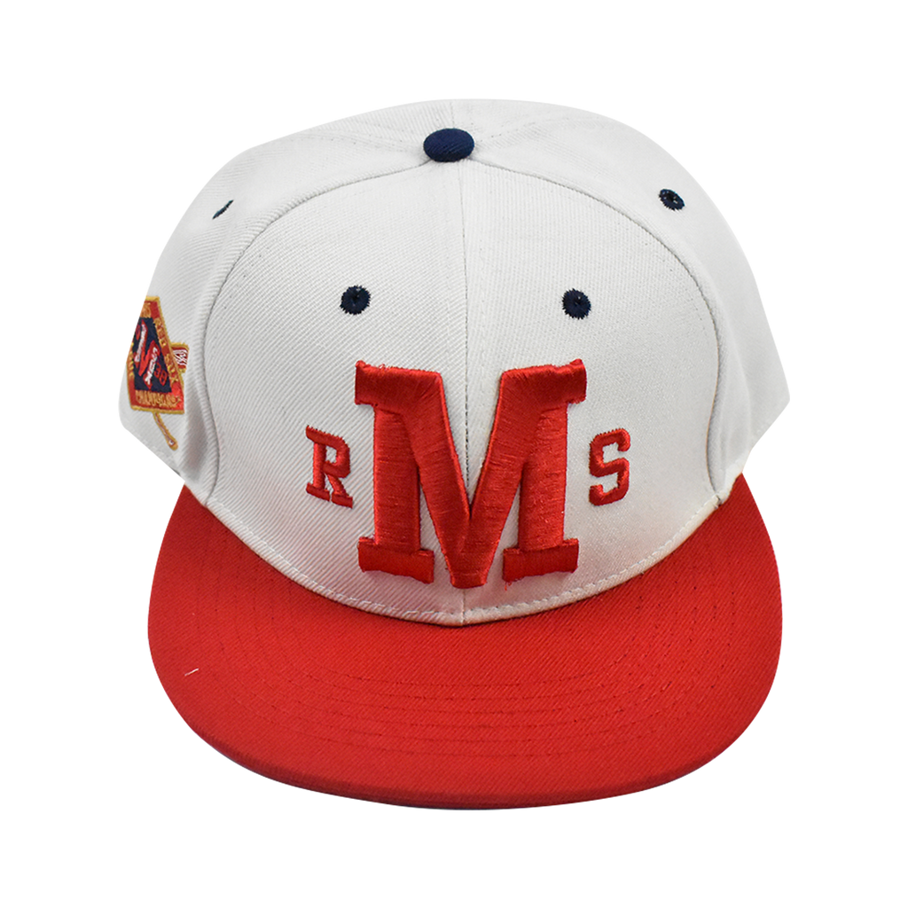 Memphis Red Sox Negro League Snapback Hat