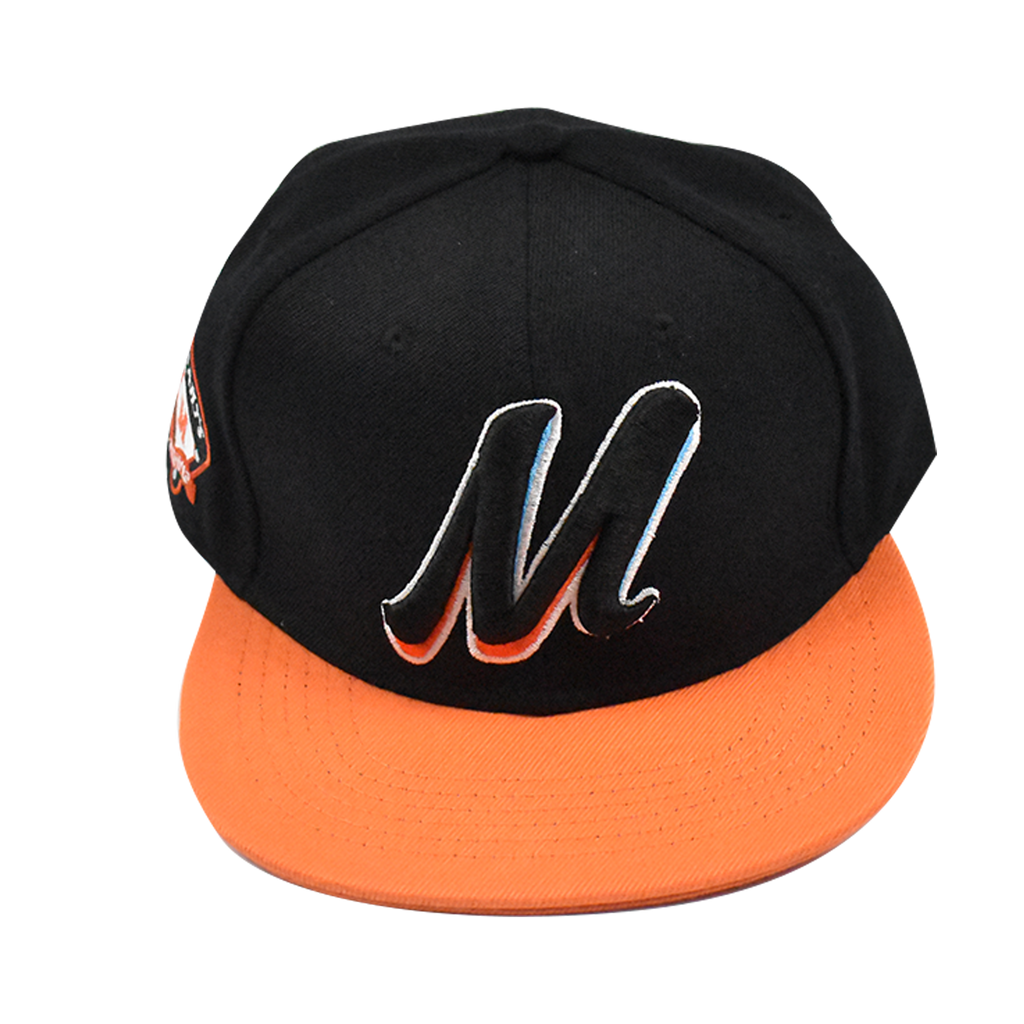 Miami Giants Negro League Snapback Hat - shopallstarsports.com