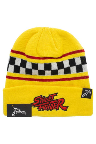 STREET FIGHTER BEANIE HAT