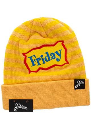 FRIDAY BEANIE HAT
