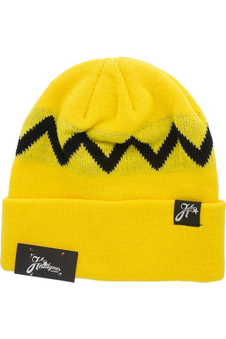 CHARLIE BROWN BEANIE HAT