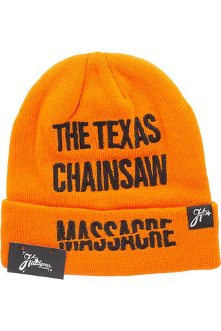 TEXAS CHAINSAW MASSACRE BEANIE HAT