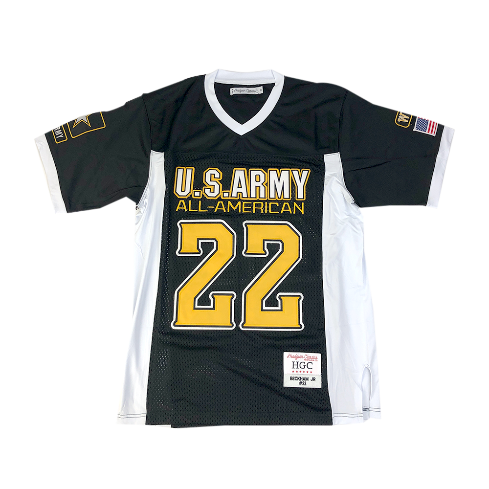 Odell Beckham Jr Black All American Football Jersey - shopallstarsports.com