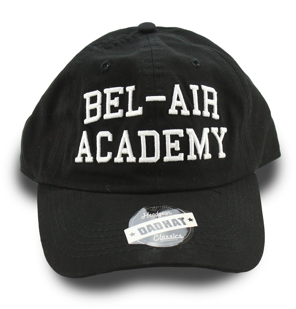 Bel-Air Academy Will Smith Black Dad Hat - shopallstarsports.com