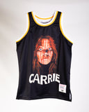 CARRIE BLACK BASKETBALL JERSEY