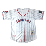 New York Cubans Button Down Jersey
