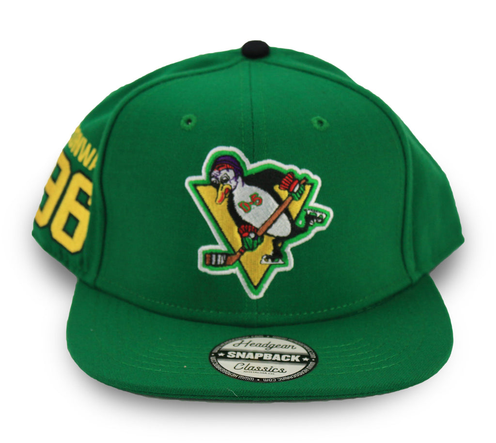 Mighty Ducks Conway Snapback Hat - shopallstarsports.com