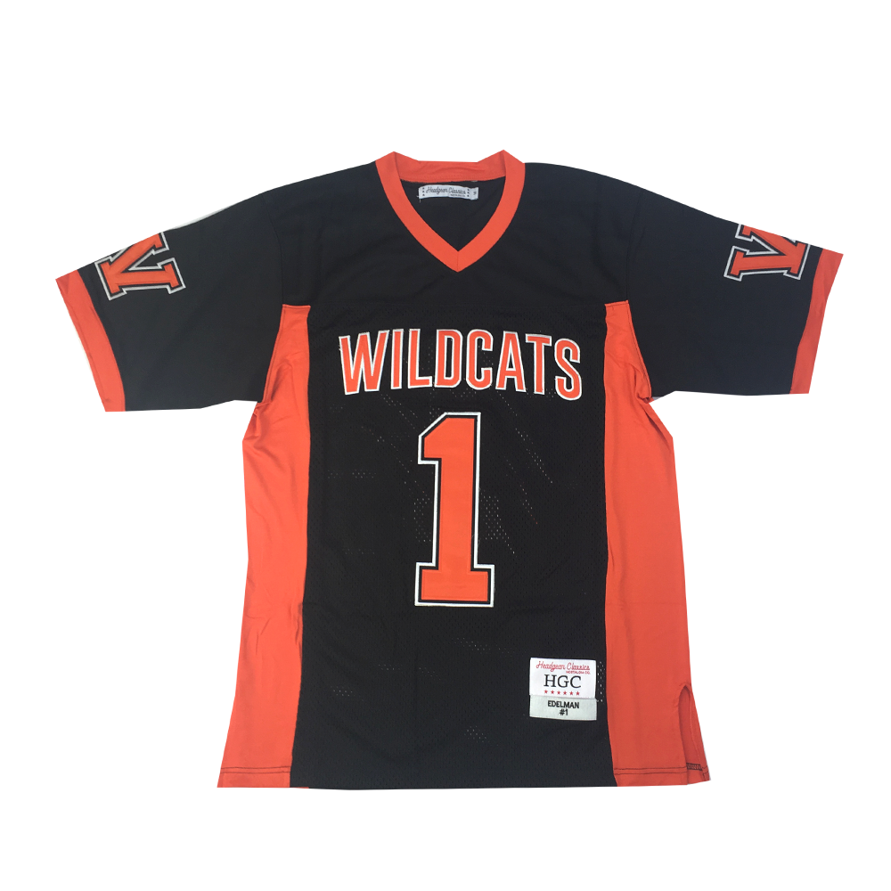 Julian Edelman High School Football Jersey - shopallstarsports.com