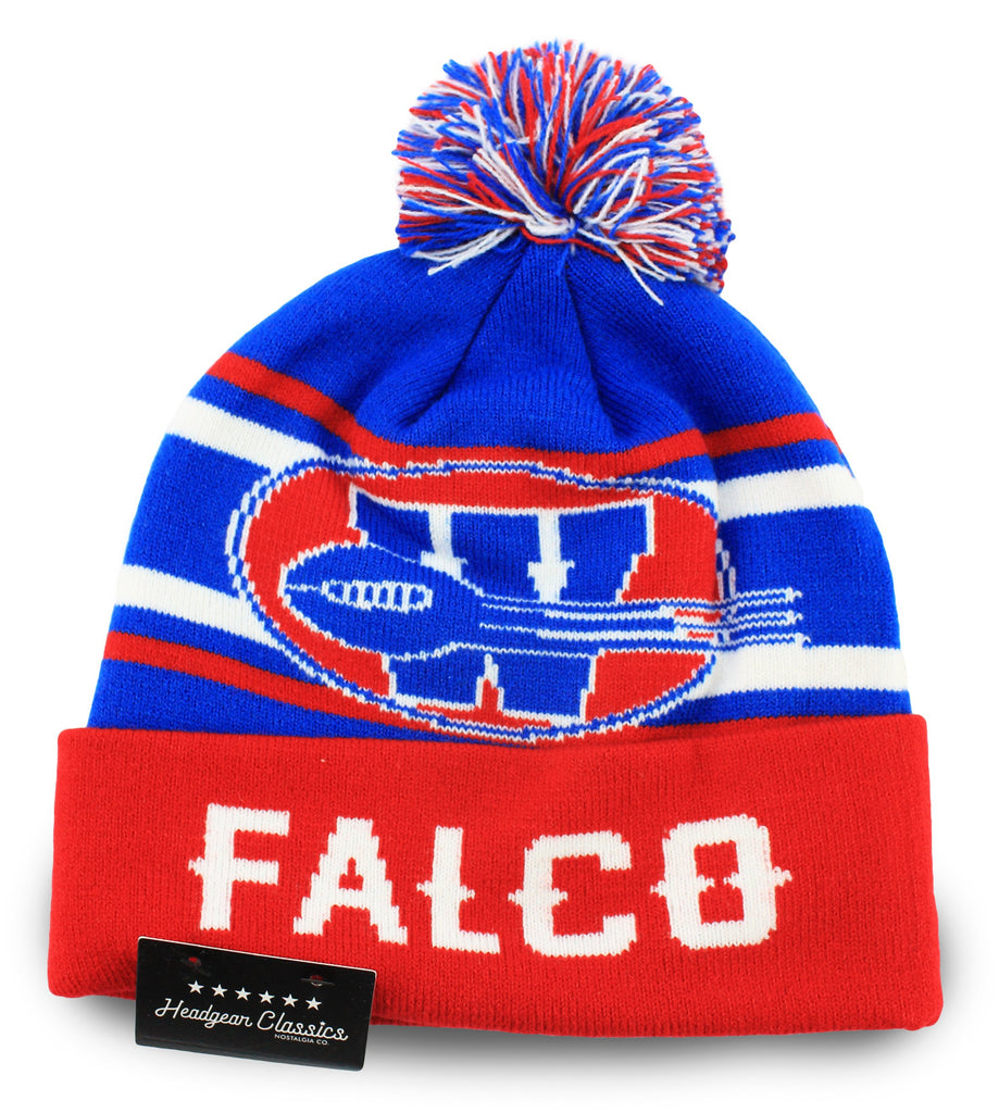 The Replacements Shane Falco Beanie Hat - shopallstarsports.com