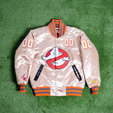 GHOST BUSTERS SATIN JACKET